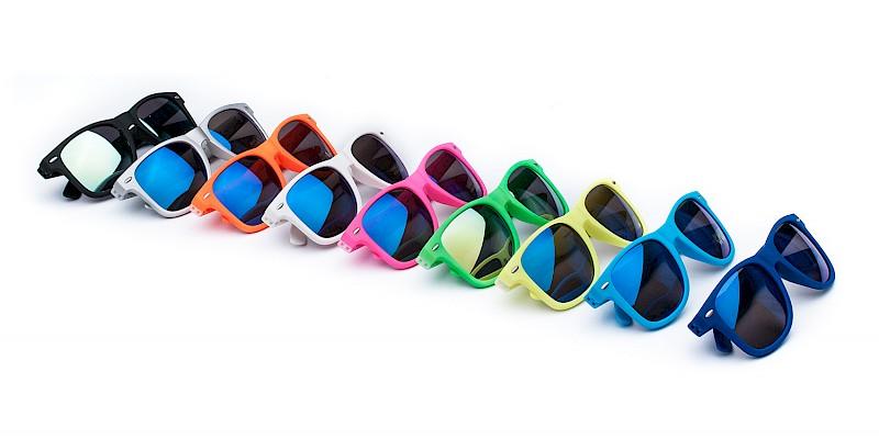 Occhiali personalizzati: i protagonisti dell'estate