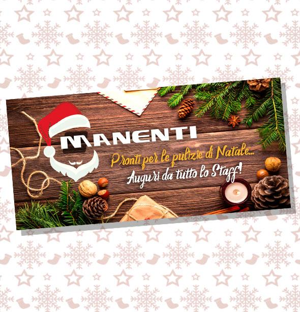 Biglietto Auguri Natale