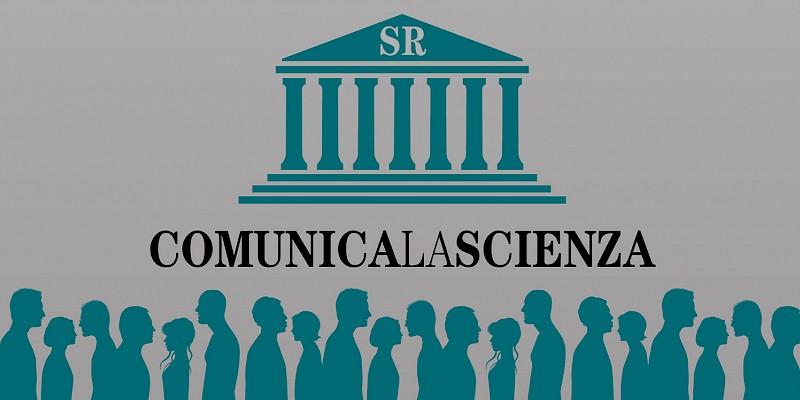 """Logo """"Comunica la Scienza"""""""